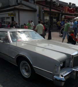 Lincoln Mark IV Continental